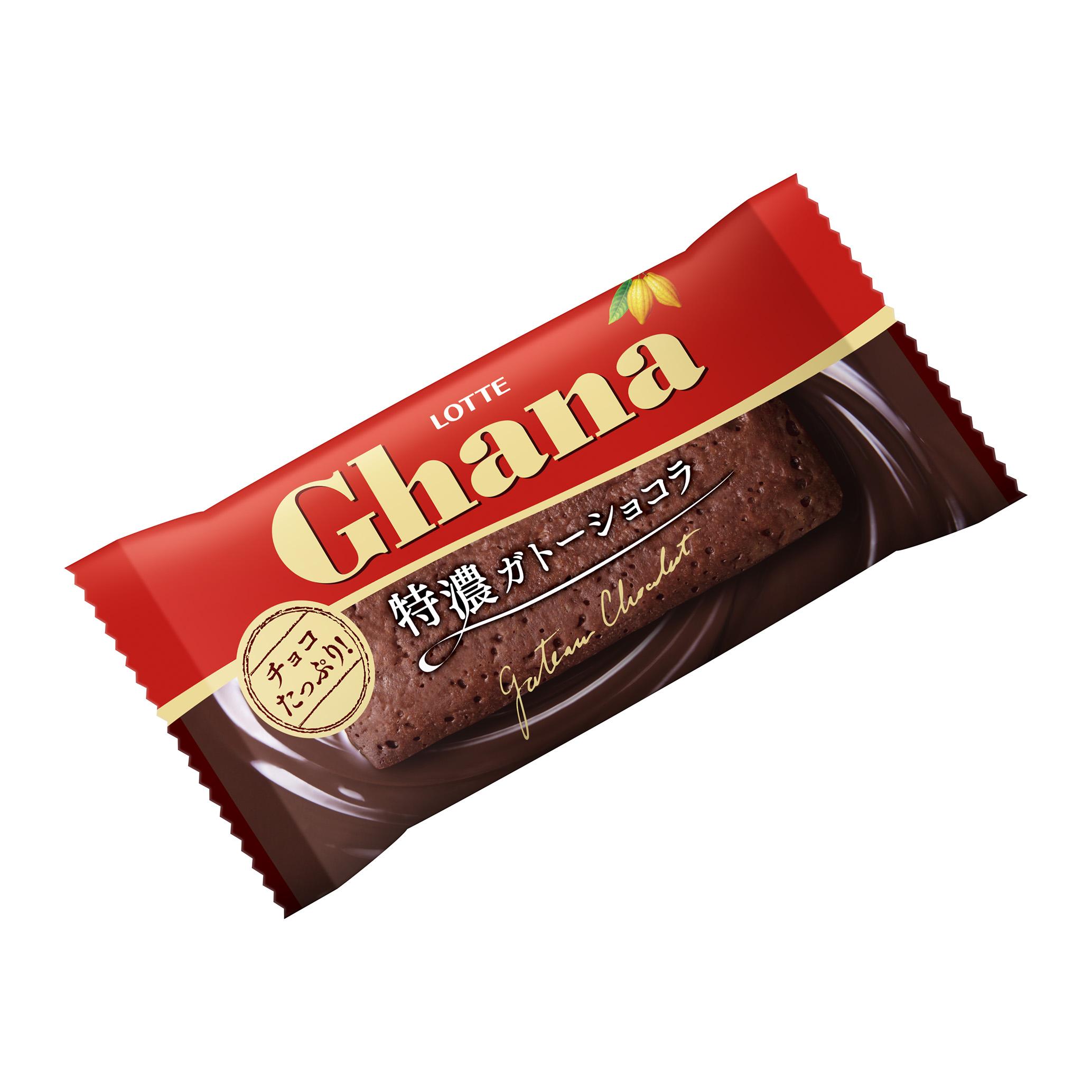 ショコラ ガーナ ガトー