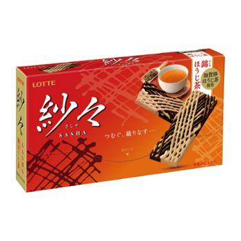 紗々<錦ほうじ茶>|チョコレー...